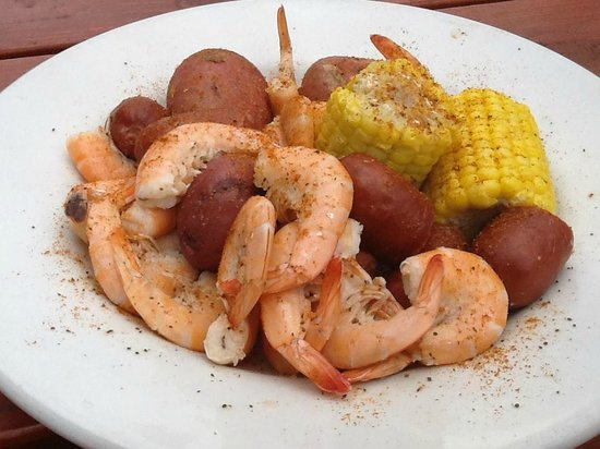 Toucans Ale House: Low Country Boil
