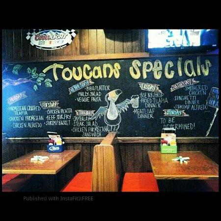 Toucans Ale House: Toucans