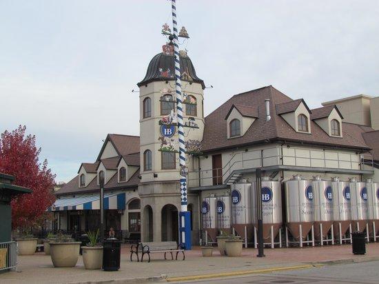 Hofbrauhaus Pittsburgh - November 16, 2013