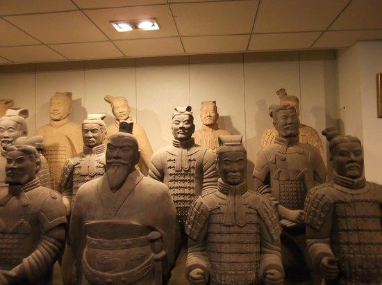 Legendale Hotel Beijing: Terracotta Warriors