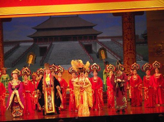 Legendale Hotel Beijing: The Emperor's Entertainers