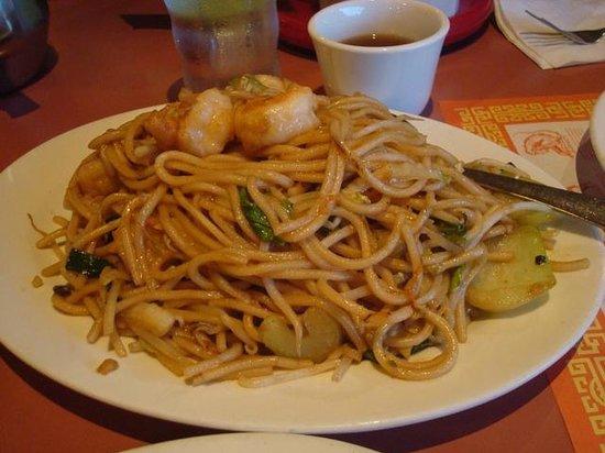 Lotus Garden Chinese Restaurant: Lo Mein