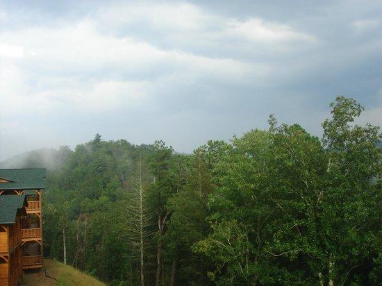 Landscape - Gatlinburg Falls Resort: 6