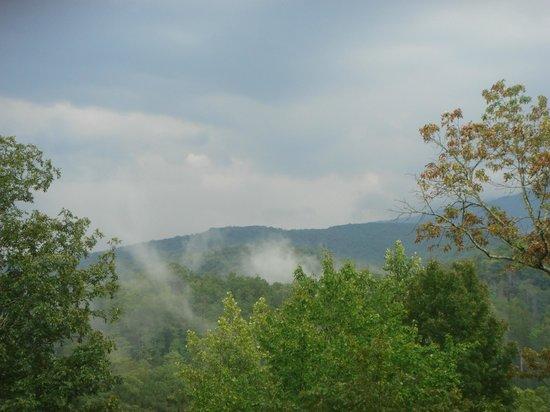 Landscape - Gatlinburg Falls Resort: 7