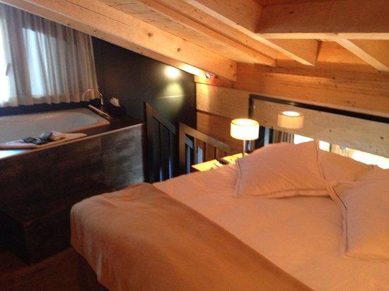 Unique Hotel Post : Junior Suite