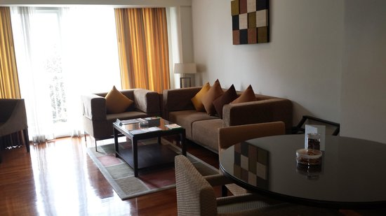 Kantary Hills, Chiang Mai: living area