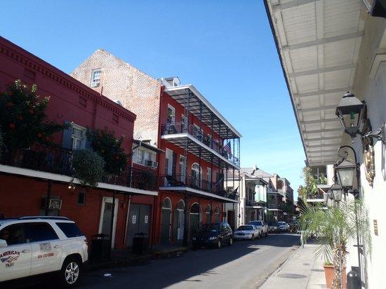 The Saint Philip Hotel : The building