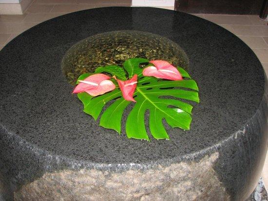 Hotel Renew: Lobby Fountain