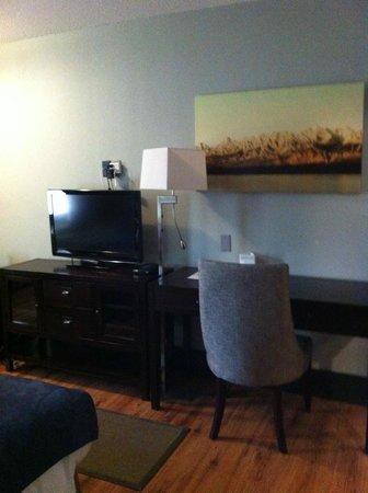 Centro Motel: Good desk, good wi-fi