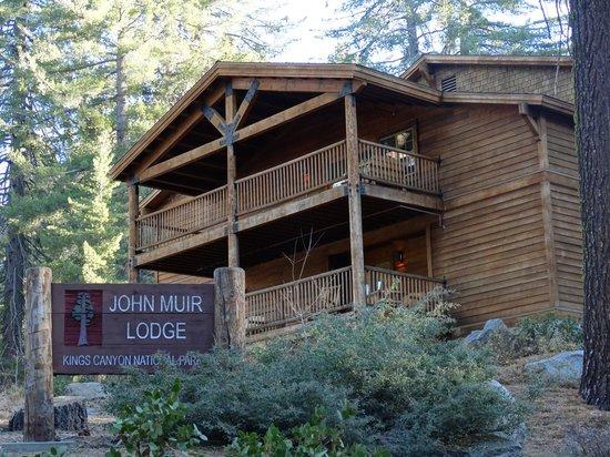 Decks on John Muir Lodge