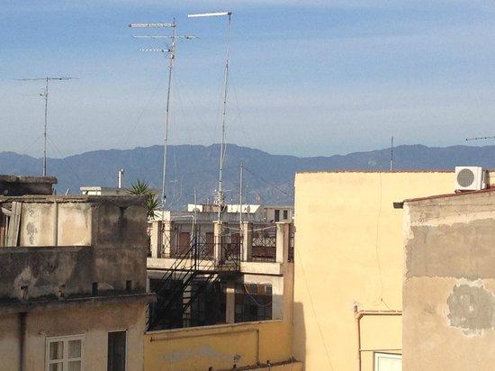 Bed & Breakfast Delfina: Sicilia desde mi habitación