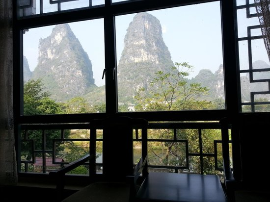 Hidden Dragon Villa: View from my Room