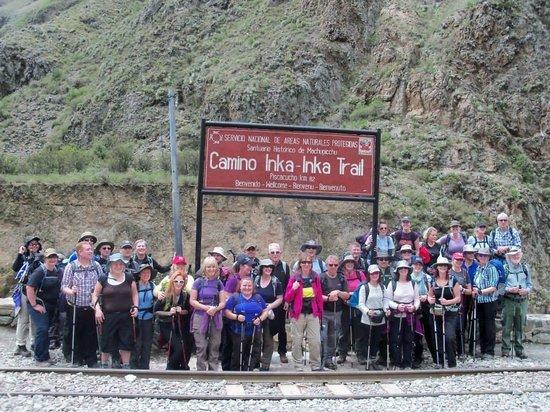 Sas Travel Peru Inca Trail Review