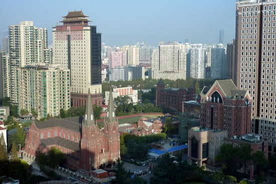 Jianguo Hotel: Church