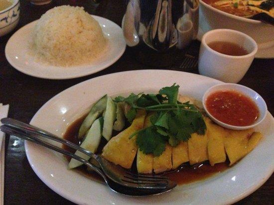 Nyonya: Hainanese Chicken Rice