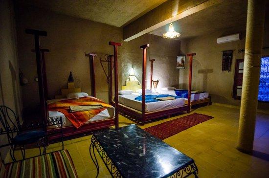 Hotel Nomad Palace: room