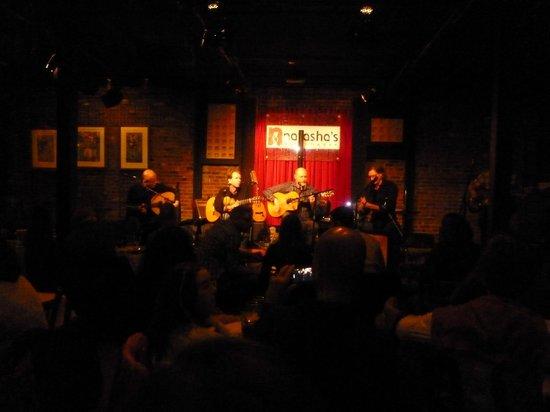 Natasha's Bistro and Bar: Entertainment @ Natasha's