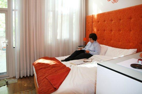 Rendez Vous Hotel Buenos Aires : chambre 22