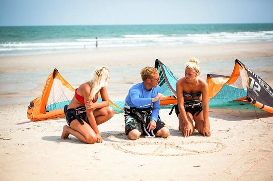 Hua Hin Kitesurfing : Teaching