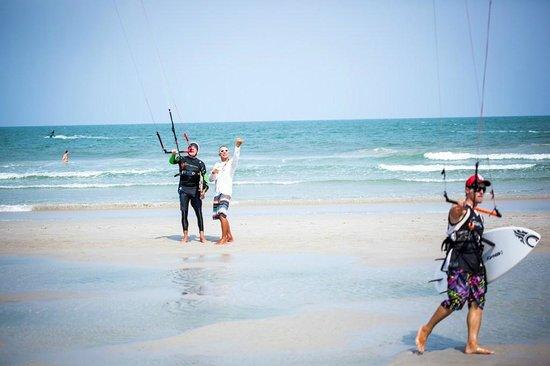 Hua Hin Kitesurfing : Instruction