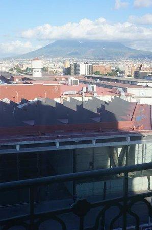 Starhotels Terminus : 部屋からの眺め