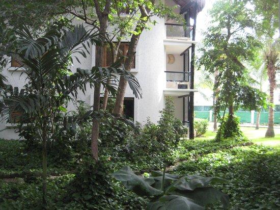 The Reef Playacar: Notre chambre avec le balcon