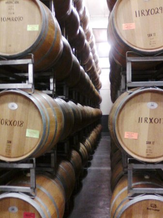 San Antonio Winery - Los Angeles: Roll out the barrels!