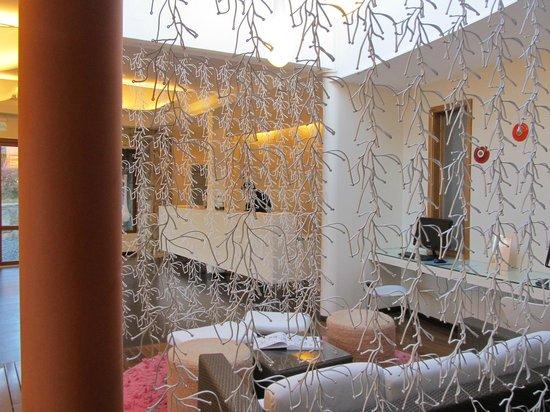 Rochester Hotel Bariloche: Reception area