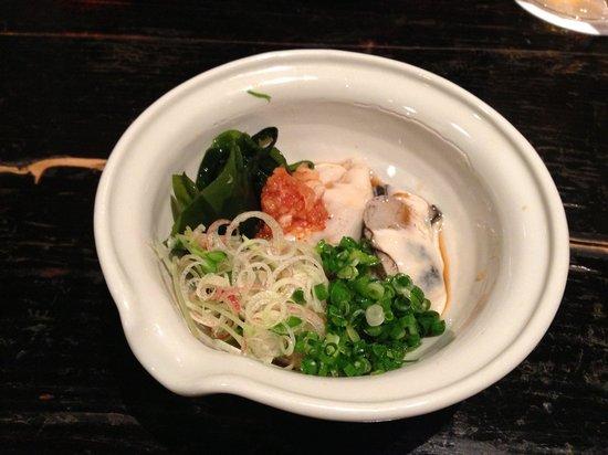 Sakabukuro: 牡蠣酢