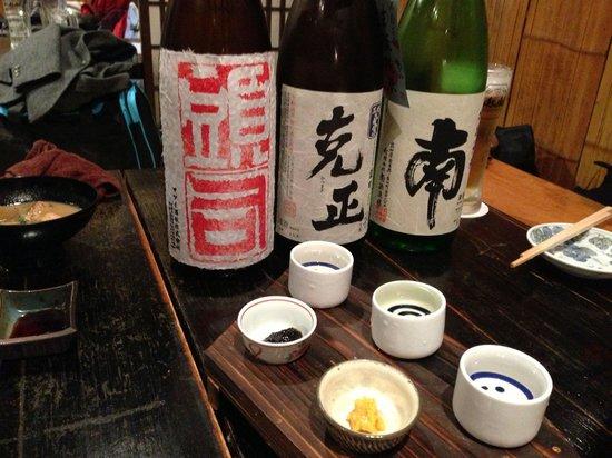 Sakabukuro: お酒いろいろ