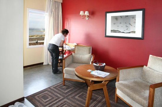 Territorio Hotel: partie salon