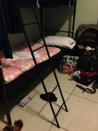Four Seasons Hostel Rome: Female Dorm