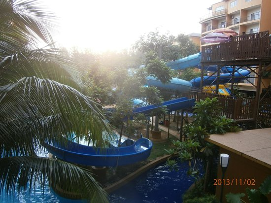 Gold Coast Morib International Resort: view from room on 1st floor