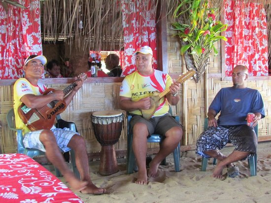 Chez Tara : les musiciens