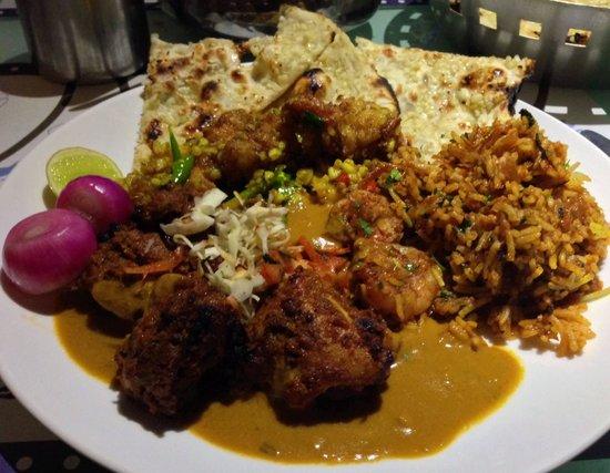 Mahesh Lunch Home : Very tasty!