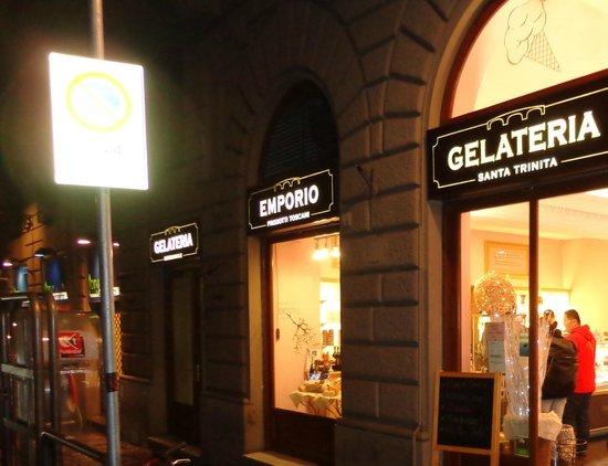 Gelateria Santa Trinita