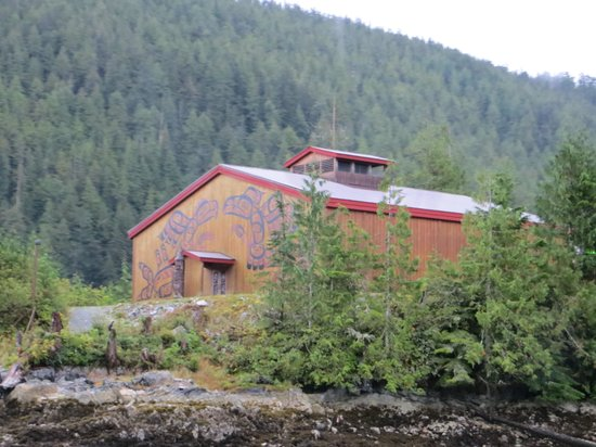 Spirit Bear Lodge : The Big House