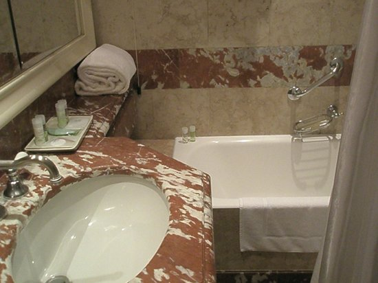 The Westin Europa & Regina, Venice: Bathroom