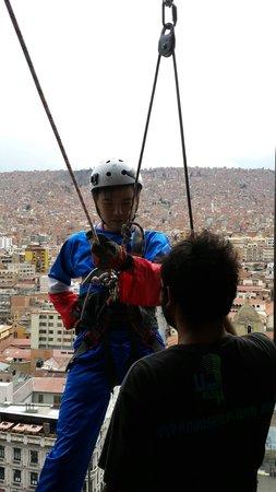 Urban Rush Bolivia : will down?!