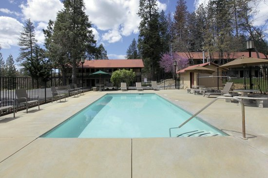 Yosemite Westgate Lodge: Pool