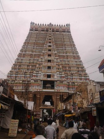 Sri Ranganathaswamy Temple: srirangam Mandir-Murali photo