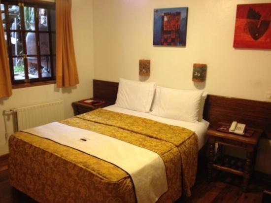 Hotel Rumi Punku: Mi habitacion