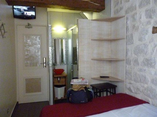Hotel Sainte-Marie : 部屋