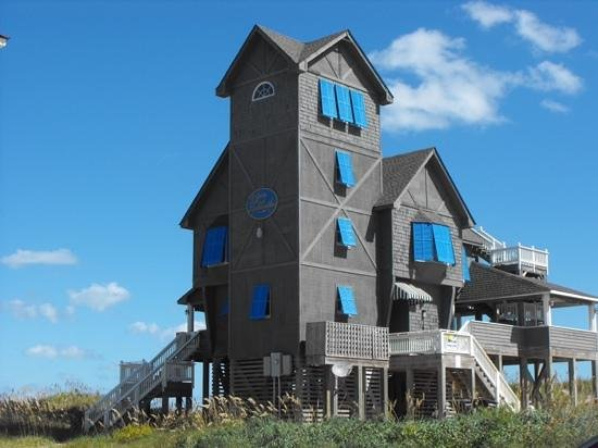 "The House From ""THE NIGHTS IN RODANTHE"""