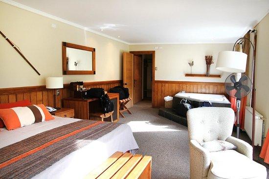 Las Torres Patagonia: suite