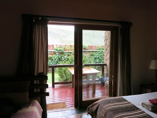 Nyaru Private Game Lodge: room