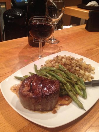 The Lodge at Otter Crest: Filet Mignon