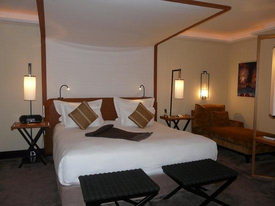 Five Seas Hotel Cannes : Chambre