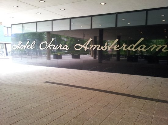 Hotel Okura Amsterdam: Hotel