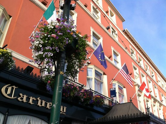 Granville Hotel: Outside the Granville.